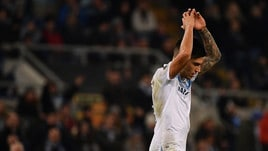 Europa League: la Lazio in emergenza cede al Siviglia, decide Ben Yedder