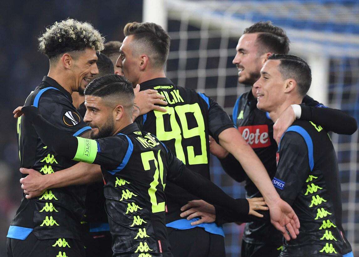 Zurigo-Napoli 1-3: Ancelotti ipoteca gli ottavi