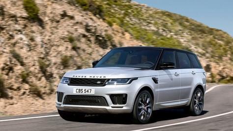 Range Rover Sport HST, debutta il nuovo 6 cilindri in linea
