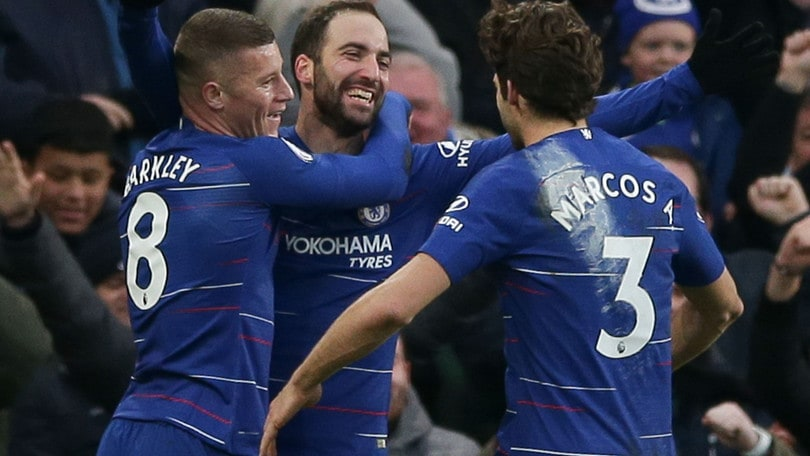 «Higuain, il Chelsea può riscattarlo con lo sconto»