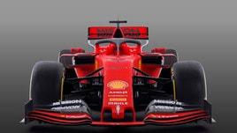 F1, ecco la SF90: presentata la nuova Ferrari