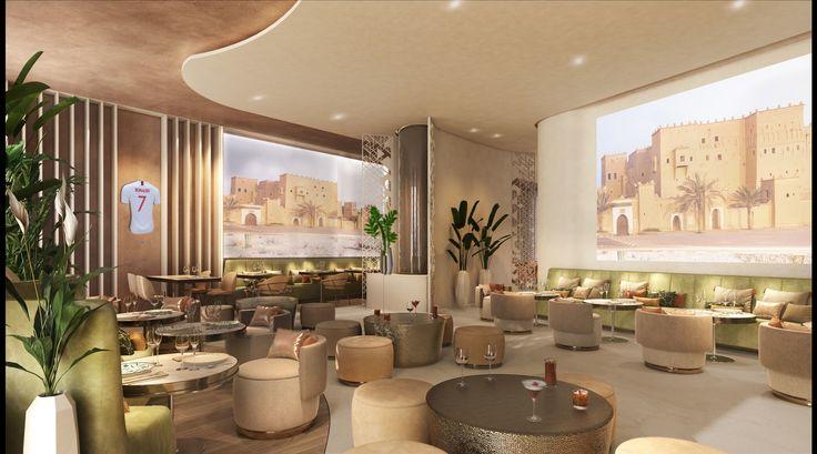 cr7 hotel a marrakech ecco le foto della nuova struttura