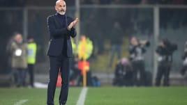 Serie A Fiorentina, Pioli: «Senza Pezzella perdiamo il leader della squadra»