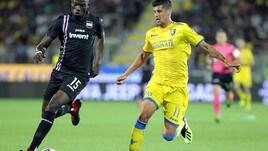 Serie A Sampdoria, sessione individuale per Colley, Jankto e Ramirez