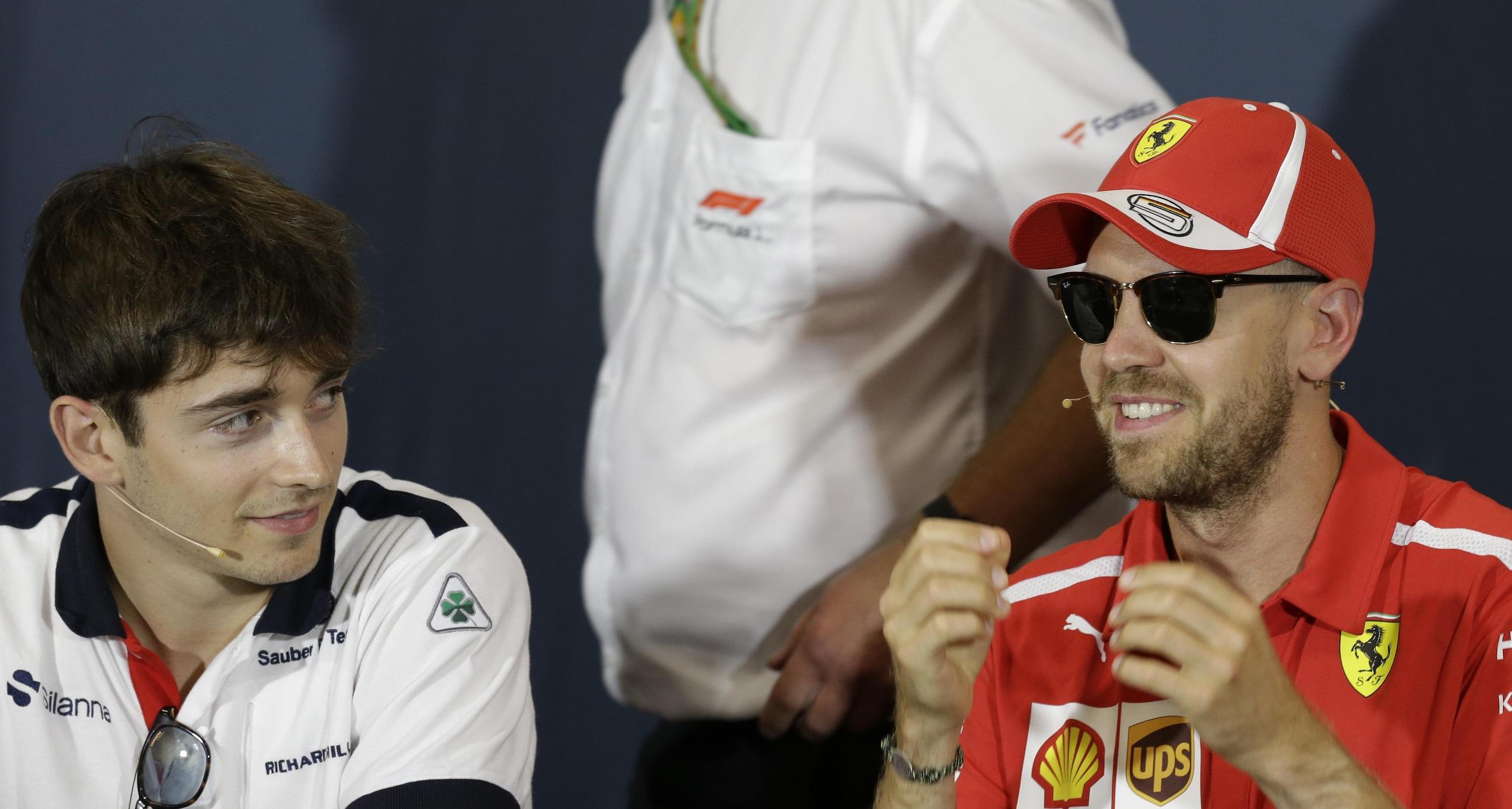 Leclerc, Ferrari è sogno che si avvera