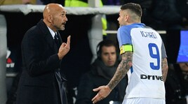 Inter, il caso Icardi: vede Spalletti e non Marotta