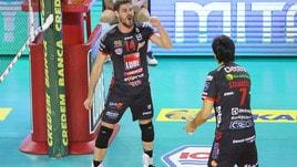 Volley: Superlega, Milano-Siena apre l'8a di ritorno