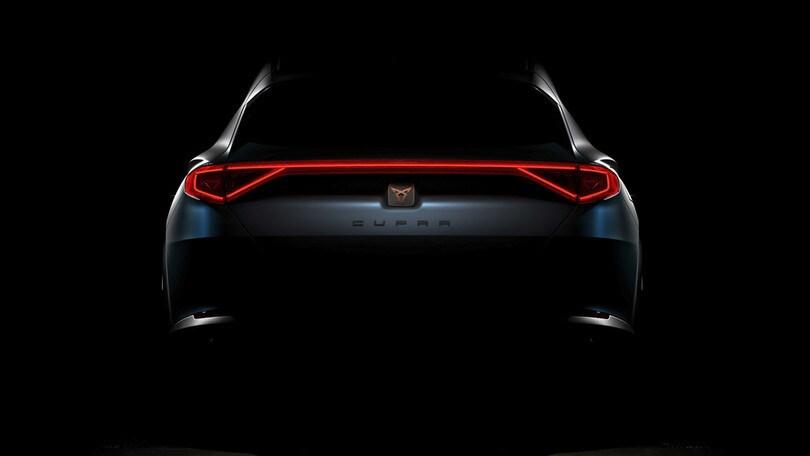 Cupra, concept SUV e sportivo anticipa il futuro