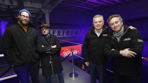 Agag e De Ferran lanciano Extreme E