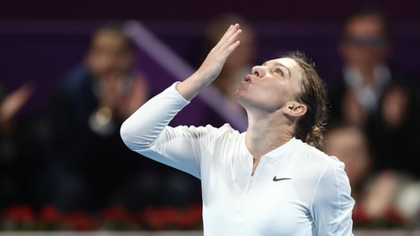 Tennis: a Doha sorpresa Mertens, in finale con Halep