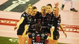 Volley: A2 Femminile, Perugia-Caserta anticipo di lusso