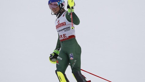 Sci Mondiali Are: Mikaela Shiffrin oro nello Slalom Speciale, che beffa per la Holdener