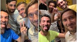 Roma, Totti campione di...Padel. Battuto anche Aquilani