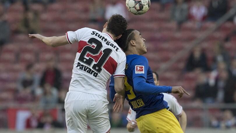 Bundesliga, il Lipsia si impone a Stoccarda. Goleade per Wolfsburg e Hoffenheim