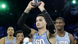 NBA, All-Star Weekend: Kyle Kuzma MVP del Rising Star Challenge. 13 punti per Doncic