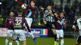 Serie B, la Salernitana parte male, poi vince corsara: 4-2 all'Ascoli