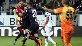 Serie A: due gol di Pavoletti fanno volare il Cagliari contro il Parma