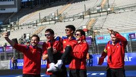 ePrix Messico: pole per Wehrlein