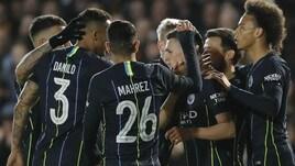 FA Cup: il Newport sogna un tempo, poi dilaga il Manchester City