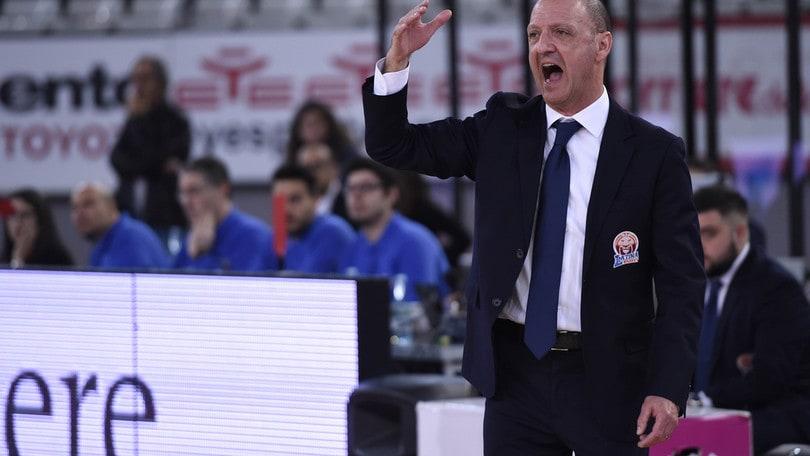 Basket Serie A2, Latina vince il derby contro Rieti