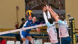 Volley: A2 Maschile, Girone Blu, Recine-Motzo show, il Club Italia batte Cisano