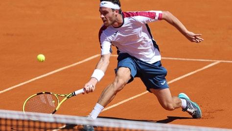Tennis, non si ferma Cecchinato: è in finale a Buenos Aires