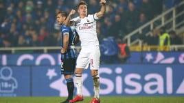 Serie A Atalanta-Milan 1-3, il tabellino