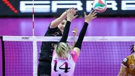 Volley: A2 Femminile, Perugia continua la marcia in vetta