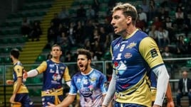 Volley: A2 Maschile, Girone Blu, Castellana Grotte espugna Cuneo