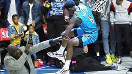 NBA All-Star Weekend, le migliori immagini delle gare del sabato