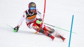 Mondiali di sci, tripletta austriaca nello slalom speciale maschile: trionfa Hirscher
