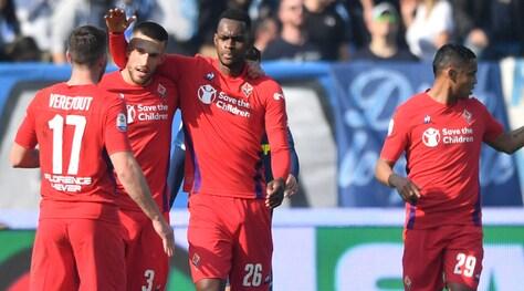 Spal-Fiorentina, la ribalta il Var: trionfo viola 4-1