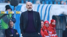 Serie A Fiorentina, Pioli: «Creato e sbagliato tanto contro la Spal, meritavamo di vincere»