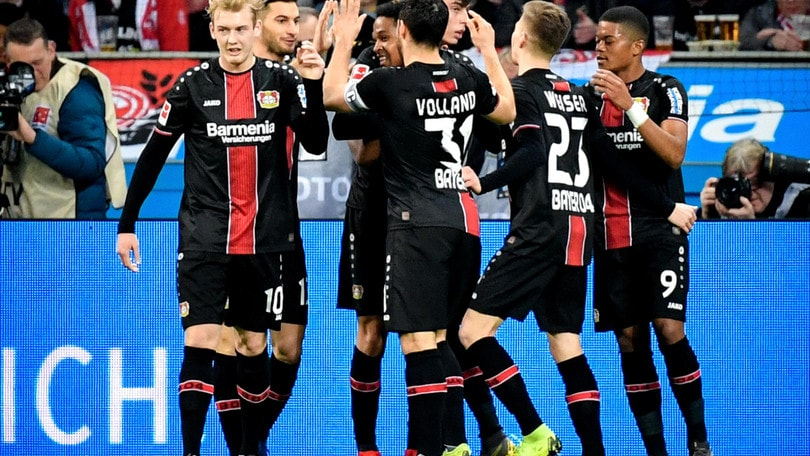 Bundesliga: non si ferma il Bayer Leverkusen, l'Eintracht blocca il Monchengladbach