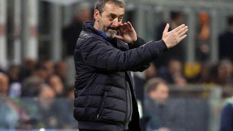 Serie A Sampdoria, la rabbia di Giampaolo: «Fallo clamoroso su Ekdal prima del 2-1»