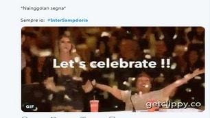 Inter-Sampdoria sui social: la corsa di Spalletti, apoteosi Nainggolan