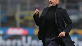 Inter, Spalletti: «Bello che Icardi sia venuto, ma non ha festeggiato con noi»