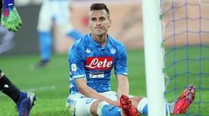 Il Napoli sbatte sul muro del Torino: senza gol al San Paolo