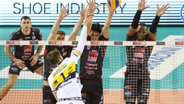 Volley: Superlega, Civitanova travolge Modena