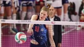 Volley: A1 Femminile, Scandicci tiene il passo del duo di testa