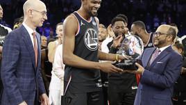 NBA, All-Star Game: vince il Team LeBron, Kevin Durant MVP della serata