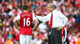 Wenger: «Brava Juve, Ramsey è un colpo super»