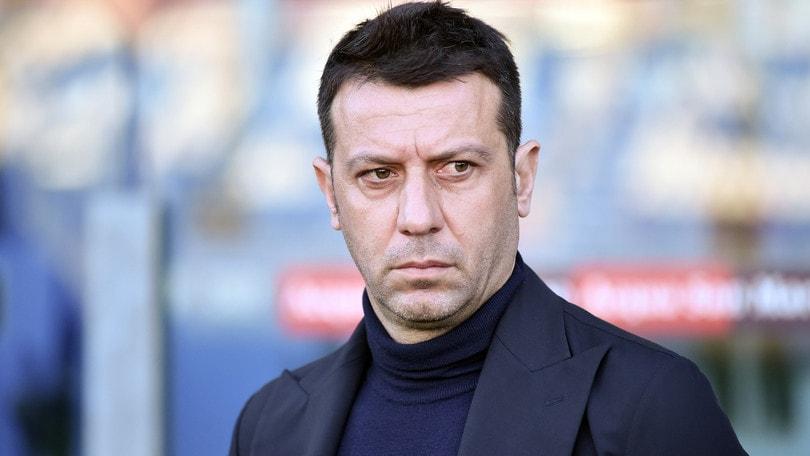 Serie A Parma, D'Aversa: «Il Napoli non è in difficoltà, Ancelotti ha esperienza»
