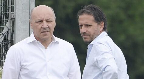 Inter, Marotta punge Paratici: «Dybala? Vedremo a giugno cosa farà...»