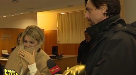 Wanda Nara nel mirino di Striscia La Notizia: ecco un altro Tapiro