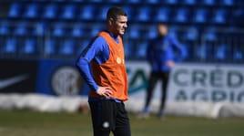 Serie A Inter, Icardi è tornato ad allenarsi in gruppo