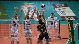 Volley: Superlega, Trento cade a Verona