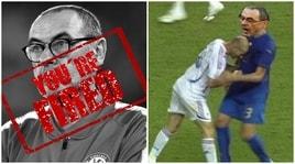 Tifosi Chelsea spaccati: #Sarriout dilaga sui social