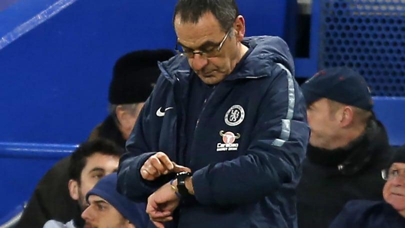 Chelsea, giornali e tifosi contro Sarri