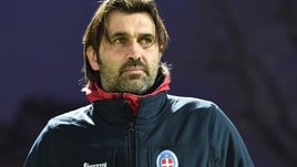 Serie C Novara, ufficiale l'esonero di Viali. Sannino nuovo tecnico